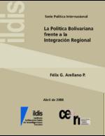 La política Bolivariana frente a la integración regional