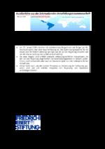Boliviens neue Verfassung