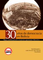 30 años de democracia en Bolivia