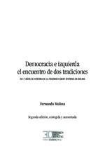 Democracia e izquierda - el encuentro de dos tradiciones