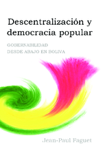 Descentralización y democracia popular