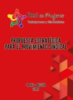Propuesta estratégica para el movimiento sindical