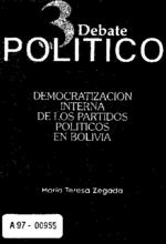 Democratización interna de los partidos políticos en Bolivia